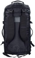 The North Face Base Camp Duffel M tnf black emboss/24k gold