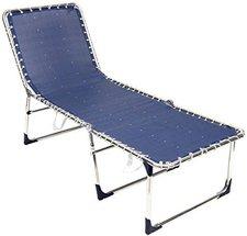 Crespo Liegestuhl AL-364 blau