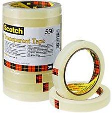 Scotch 550 15mm x 66m transparent 10 St. (5501566)