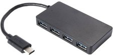 iProtect 4 Port USB 3.0 Hub (IP-80362)