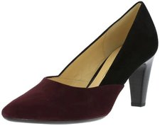 Gabor 55.150 black/new merlot 35
