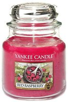 Yankee Candle Red Raspberry mittleres Jar (1323187)