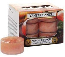 Yankee Candle Teelichte Plastik Multicolor 8,6x8,5x6,3cm (1507733E)
