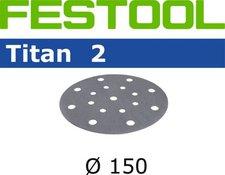 Festool Schleifscheiben Titan2 STF D=150mm 16-Loch P40, 50Stk.