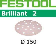 Festool Schleifscheiben Brilliant2 STF D150mm 16Loch P80, 50Stk.
