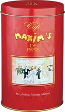 Maxim´s de Paris Melange Maxims Prestige gemahlen (250 g)