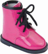 Käthe Kruse Boots Lack pink (33423)