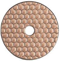 Metabo Diamant-Haftpolierscheiben D 100 mm K400