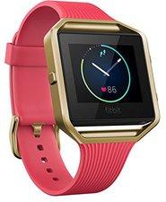 Fitbit Blaze pink / gold L