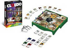Hasbro Cluedo Travel Grab and Go