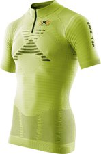 X-Bionic Effektor Trail Running Powershirt green lime / black