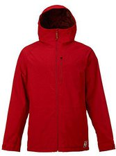 Burton Hilltop Snowboard Jacket Process Red