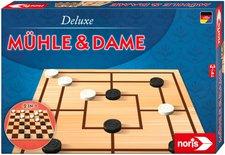 Noris Deluxe Mühle & Dame