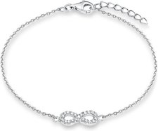 S.Oliver Armband Infinity 18 cm (SOK134/1)