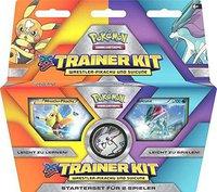 Pokemon XY Trainer Kit 9 deutsch