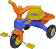 vidaXL Orange-Blaues Kinder-Smart-Dreirad