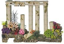 Nobby Aqua Ornaments Säulen mit Korallen mit Pflanzen (28479)