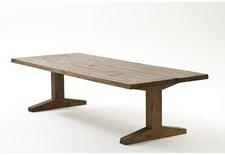 MCA-furniture Lunch 120x400cm Eiche verwittert