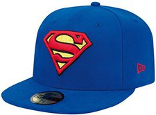New Era Character Basic Superman 59FIFTY blue/red/yellow