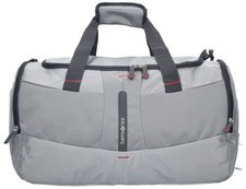 Samsonite 4Mation Travel Bag 55 cm silver/red