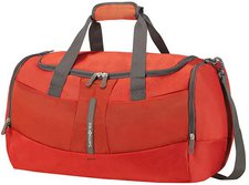Samsonite 4Mation Travel Bag 55 cm red/grey