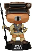 Funko Star Wars - Bobble-Head Boushh Princess Leia Pop