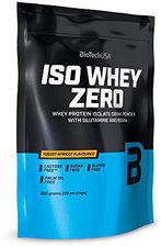 BioTech USA Iso Whey Zero 500g Joghurt-Aprikose