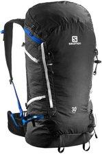 Salomon X Alp 30 black/blue