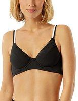 Bügel Bikini schwarz