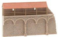 Faller 232351 - Altstadtmauer