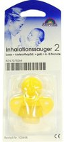 Büttner-Frank Inhalationssauger 102895 gelb (1 Stück)