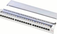 Roline Patchpanel 19Zoll 24Port Cat.6/Cl.E