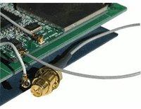 Lindy RP-SMA / Mini HF BNC 0,5m