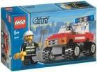 LEGO 7241 City: Feuerwehrauto