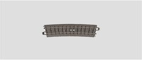 Märklin 24194 - Schaltgleis geb. r360 mm,15 G (H0)