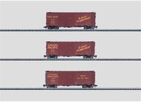Märklin 45647 - Güterwg.-Set Double-Door Box (H0)