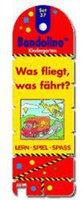 Arena Verlag Bandolino Set 37: Was fliegt, was fährt?