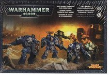 Games Workshop Space Marines Terminator Sturmtrupp