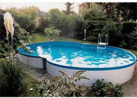 my pool Premium Achtformpool 725 x 460 cm