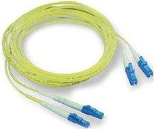 Elo Tyco LWL Kabel Duplex LC/LC 50/125 OM3 3m