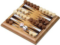 Philos Backgammon Bambus (6494)