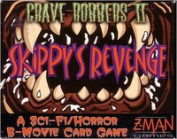 Z-Man Games B-Movie Grave Robbers 2 Skipys Revenge
