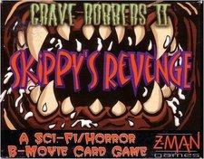 Z-Man Games B-Movie Grave Robbers 2 Skipys Revenge