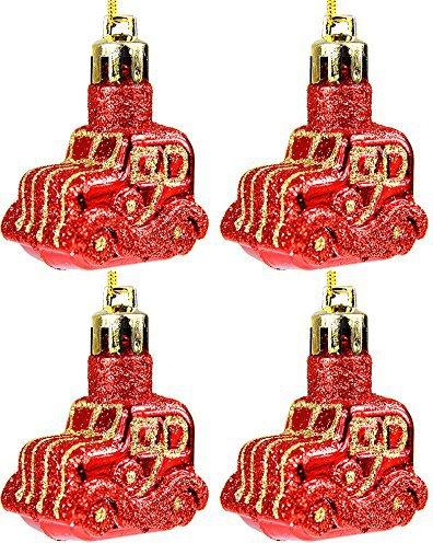 weihnachtskugeln rot preisvergleich ab 1 49. Black Bedroom Furniture Sets. Home Design Ideas