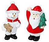 Weihnachtsmann Figuren