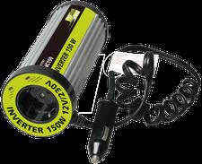 Eufab 16595 Spannungswandler 150 W USB