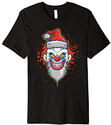Clown Halloween Kostüm