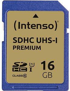 Intenso SDHC Card Class 4 (16GB)