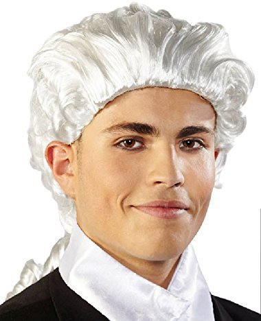 Mozart Perücke