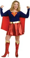 Supergirl Karnevalskostüm